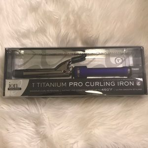 Other - Brand New Ion Curling Iron